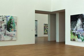 Kunstmuseum Bonn – Blick in die Ausstellungsräume