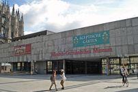 Römisch-Germanisches Museum in Köln am Rocalliplatz