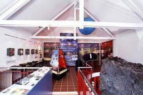 Vulkanhaus Strohn – Ausstellung im Obergeschoss © Foto Vulkanhaus Strohn