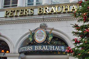Kölsch-Kneipe Brauerei Peters