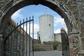 Burg Reifferscheid – Torbogen