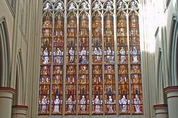 Altenberger Dom – das Westfenster ist das größte gotische Kirchenfenster nördlich der Alpen.