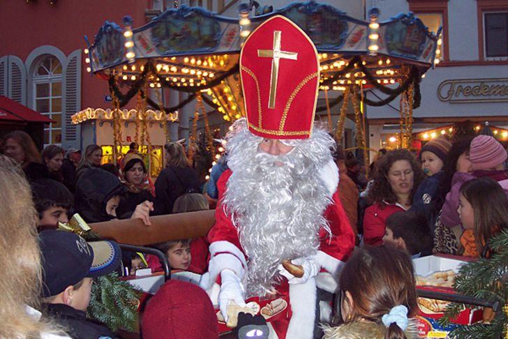Weihnachtsmarkt in Wittlich © Foto stadtmarketing-wittlich.de