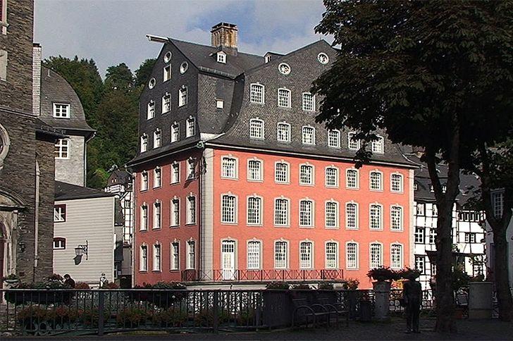Rotes Haus in Monschau – Museum mit der Tuchmachergeschichte