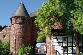 Nideggen – mittelalterliches Stadttor