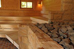 Saunapark Siebengebirge – Finnische Sauna © Saunapark
