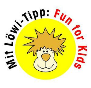 Mit Löwi-Tipp: Fun for Kids – Button