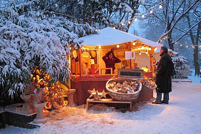 Weihnachtsmarkt Stadtwald Köln
