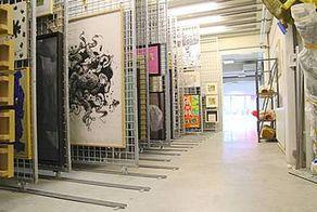 IKOB - Museum für Zeitgenössische Kunst – Sammlungsarchiv © Foto IKOB
