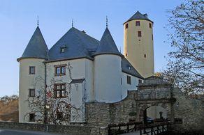 Burg Ritterdorf im Nimstal – ein Restaurant wartet in der Burg