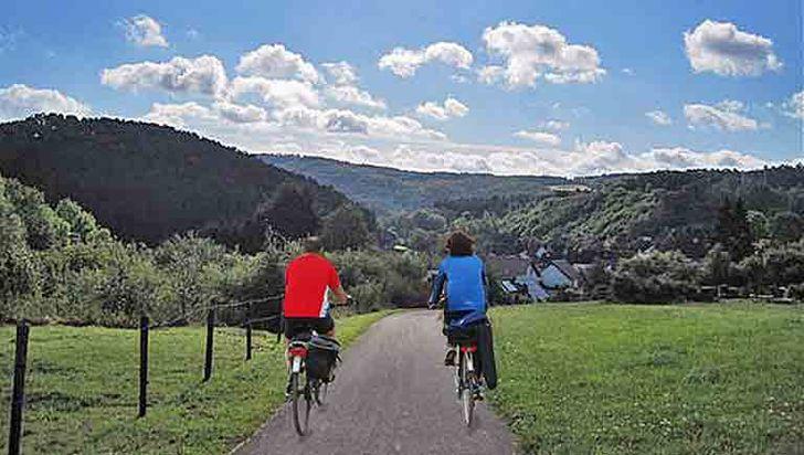 Ahr-Radweg – unterwegs von Blankenheim bis Sinzig