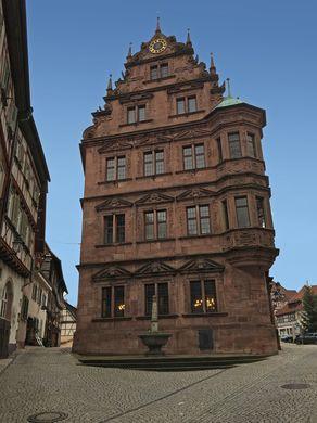 Altes Rathaus – das 1617 gebaute Wahrzeichen von Gernsbach