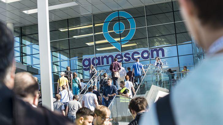 gamescom Eingang – Impressionen von der gamescom 2016 © Foto gamescom