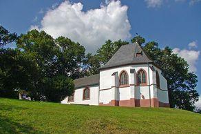 Ahekapelle bei Engelgau, Gemeinde Nettersheim – Choransicht