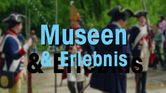 Museumsgruppe mit Text Museum & Erlebnis
