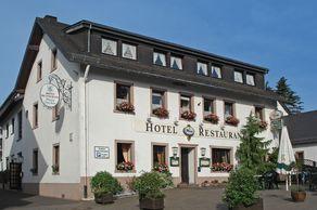 Hotel Zwicker in Bleialf in der Schneifel