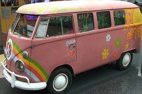 Haus der Geschichte Bonn – Hippie-Bus