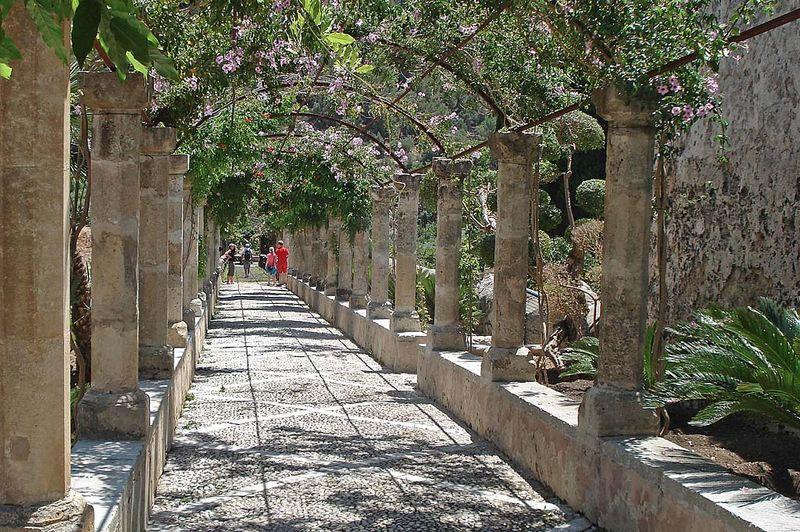 Jardines de alfabia rhein eifel tv for Jardines mallorca