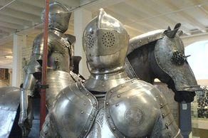 Kölnisches Stadtmuseum – Ritterrüstungen aus dem Mittelalter