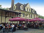Alter Bahnhof Frechen, Biergarten in Frechen
