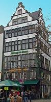 """Gilden im Zims – Historisches Haus """"Zum Sankt Peter"""" in Köln"""