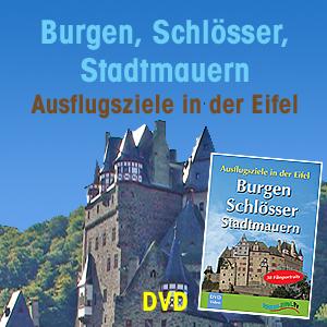 DVD Burgen - Hinweis