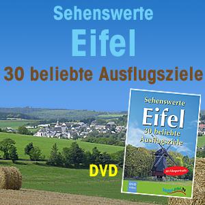 DVD Sehenswerte Eifel - Hinweis