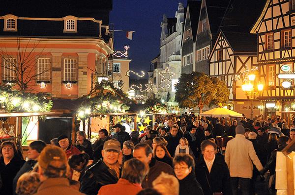 Weihnachtsmarkt Ahrweiler © Fotos Werbegemeinschaft Ahrweiler