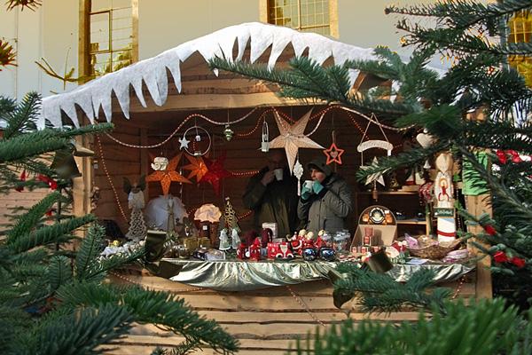 Weihnachtsmarkt in Bad Breisig © Foto Bad Breisig Tourismus- & Wirtschaftsförderungs GmbH