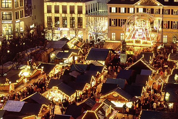 Weihnachtsmarkt in Bonn - Fotos: © Tourismus & Congress GmbH, Michael Sondermann