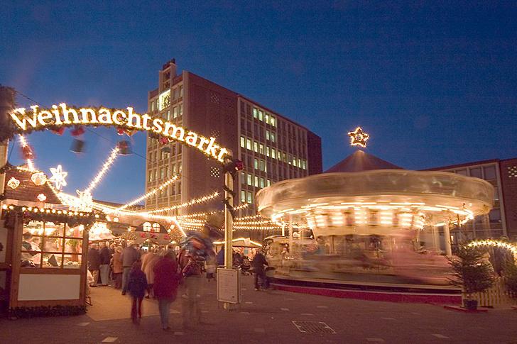 Weihnachtsmarkt Düren © Foto Stadt Düren