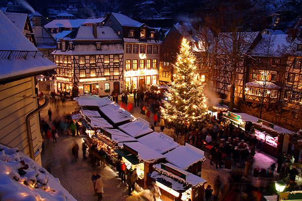 Weihnachtsmarkt Monschau © Foto Weihnachtsmarkt Monschau