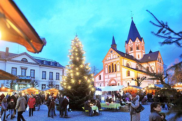 Weihnachtsmarkt in Sinzig © Foto: www.ahr-foto.de