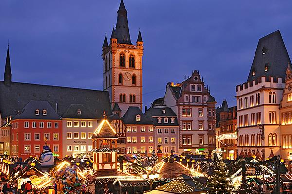 Weihnachtsmarkt Trier © Foto Weihnachtsmarkt Trier